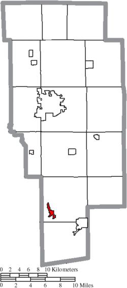 Perrysville Ohio Map.Perrysville Ohio Wikipedia