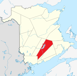 Map of New Brunswick highlighting Queens County.png