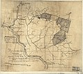 """Map showing location etc. of """"Middleton"""" coal lands, Fayette County, W. Va. LOC 2005625168.jpg"""