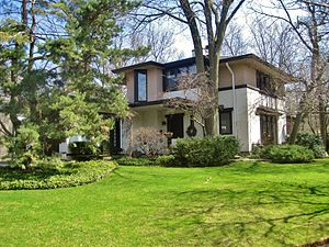 Maple Avenue/Maple Lane Historic District - The Herman Pomper House