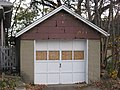 Maple Street North 110 garage, Bloomington West Side HD.jpg