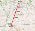 Mappa ferrovia Bergamo-Treviglio.png
