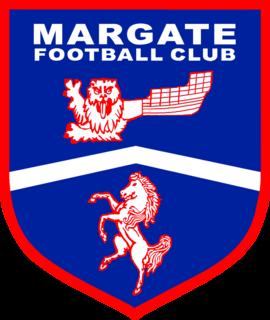 Margate F.C. Association football club in England