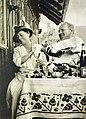 Marie Gutheil-Schoder (1874–1935) und Richard Mayr (1877–1935) 1933 © Franz Xaver Setzer (1886–1939).jpg