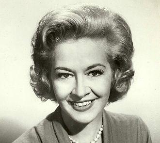 Marilyn Maxwell - Maxwell in 1961