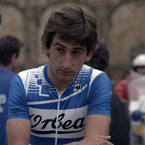 Marino Lejarreta - Lejarreta in 1987