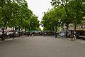 Market at Boulevard Richard Lenoir, Paris 1 June 2014.jpg