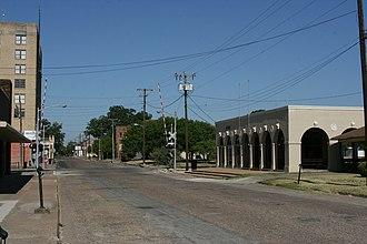 Marlin, Texas - Marlin Mineral Water Pavilion, 2011
