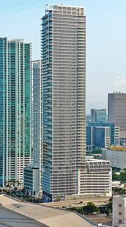 W Residences Miami Brickell Room Service Menu