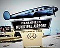 Marshfield Wisconsin Municipal Airport.jpg