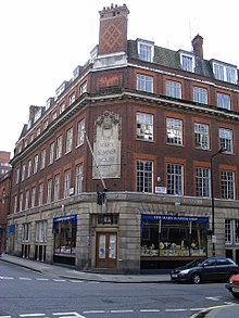 Mary Sumner House Mothers Union HQ Tufton Street - geograph.org.uk - 1132363.jpg