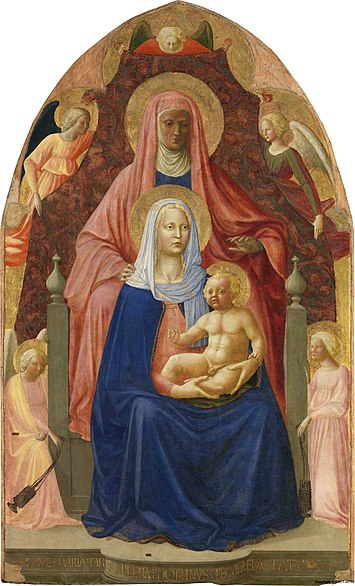 http://upload.wikimedia.org/wikipedia/commons/thumb/3/30/Masaccio._The_Madonna_and_Child_with_st._Anna._ca._1424._Uffizi%2C_Florence.jpg/355px-Masaccio._The_Madonna_and_Child_with_st._Anna._ca._1424._Uffizi%2C_Florence.jpg