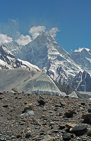 Masherbrum Mountains - Masherbrum