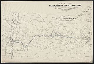 Central Massachusetts Railroad Former railroad in Massachusetts