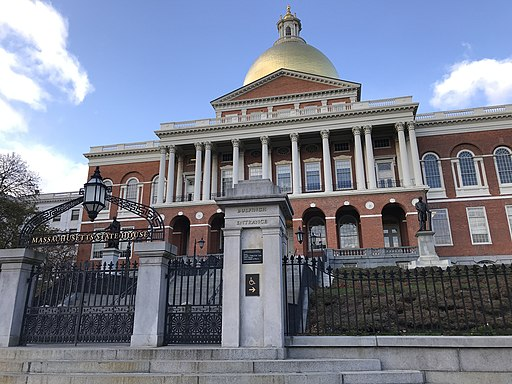 Massachusetts State House 16
