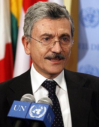 Massimo D'Alema - Image: Massimo D'Alema ONU