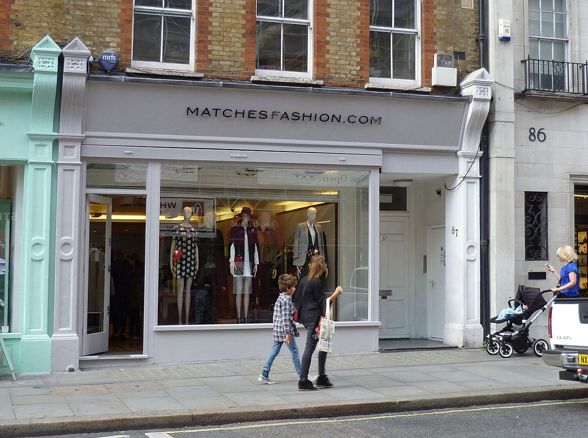 Matches Fashion London Jobs Fashion Today