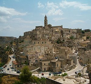 The County and the City of Matera