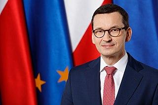 Second Cabinet of Mateusz Morawiecki