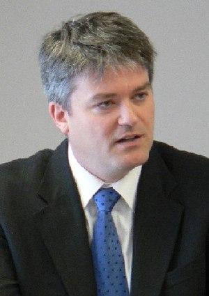 Minister for Finance (Australia) - Image: Mathias Cormann
