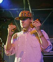 Matt Smith supporting Owen Pallett (Haldern Pop 2013) IMGP5318 smial wp.jpg