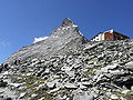 Matterhorn und hoernlihuette august 2010.JPG