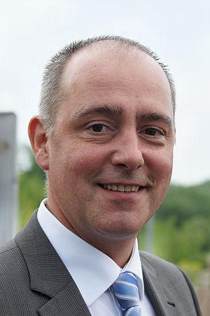 Matthias Adl, deputy mayor of St. Pölten, Austria
