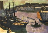 Maurice Denis Le port de Brest.png