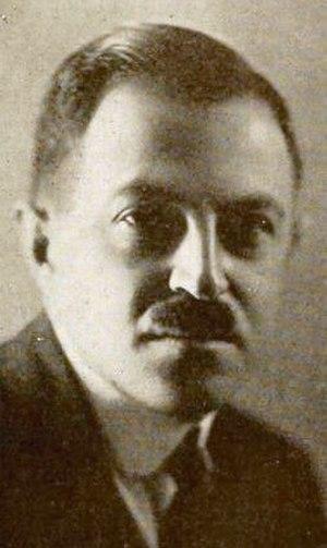 Max Fleischer - Image: Max Fleischer Jun 1919 MPW