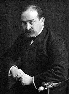 マックス・ヴァールブルク、1904年