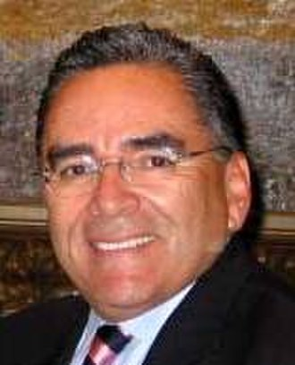 Mayor of San Jose - Ron Gonzales, 63rd mayor of San Jose