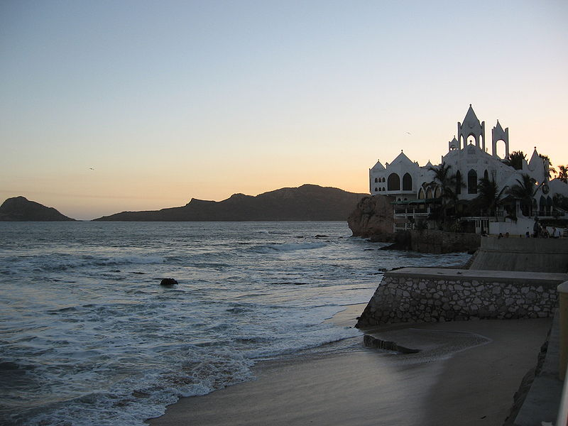 una muestra de México