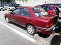 Mazda FAMILIA SEDAN Interplay (E-BG6Z) rear.jpg