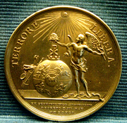 Medal commemorating Constitution of May 3, 1791