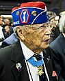 Medal of Honor, 442nd Regimental Combat Team, Military people of World War II, Japanese American, George Sakato on 2011-11-01, from- Defense.gov photo essay 111101-A-AO884-234 (cropped).jpg