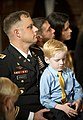 Medal of Honor ceremony in honor of former Capt. William D. Swenson 131015-A-AJ780-005.jpg