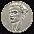 Medalha Castro Alves do Ministério da Educação e Saúde 1947 (frente).jpg