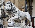 Medici lion by Flaminio Vacca.jpg