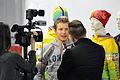 Medien bei der Olympia-Einkleidung Erding 2014 (Martin Rulsch) 04.jpg