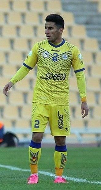 Mehdi Shiri (footballer, born 1991) - Image: Mehdi Shiri