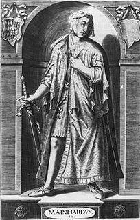 Duke of Upper Bavaria