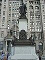 Memorial to Sir Alfred Lewis Jones, Liverpool.JPG