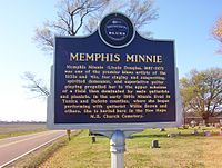 Memphis Minnie Hist Marker Walls MS.jpg