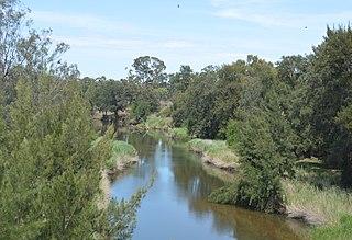 Mendooran Parish, New South Wales