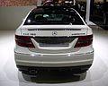 Mercedes-Benz CL203 CLC180 Kompressor Heck 1.JPG