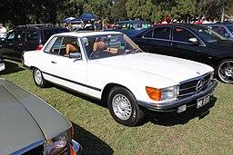 Mercedes Benz C107 450 SLC (16515357320)