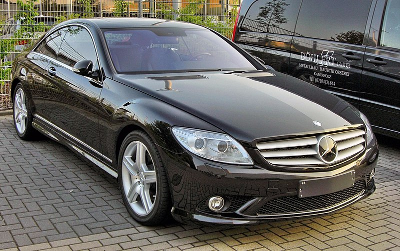 file mercedes cl 500 amg sportpaket 20090704 front jpg wikipedia. Black Bedroom Furniture Sets. Home Design Ideas