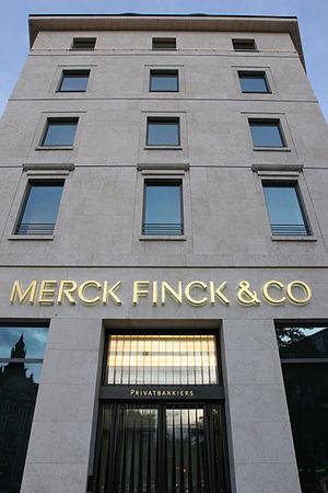 Merck Finck & Co. - Image: Merck Finck Co Muenchen