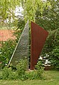 Metallskulptur 128 von Robert Marschall in A-2133 Loosdorf.jpg