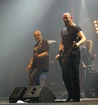 Metalmania 2007 - Paradise Lost 03.jpg